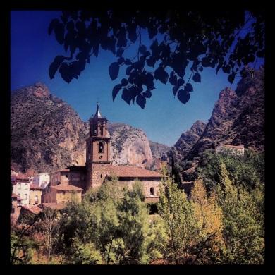 Iglesia de San Servando y San Germán.