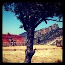 Vista desde la ermita de Peñalba.