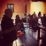 David Airob explica los entresijos de Calcio Storico